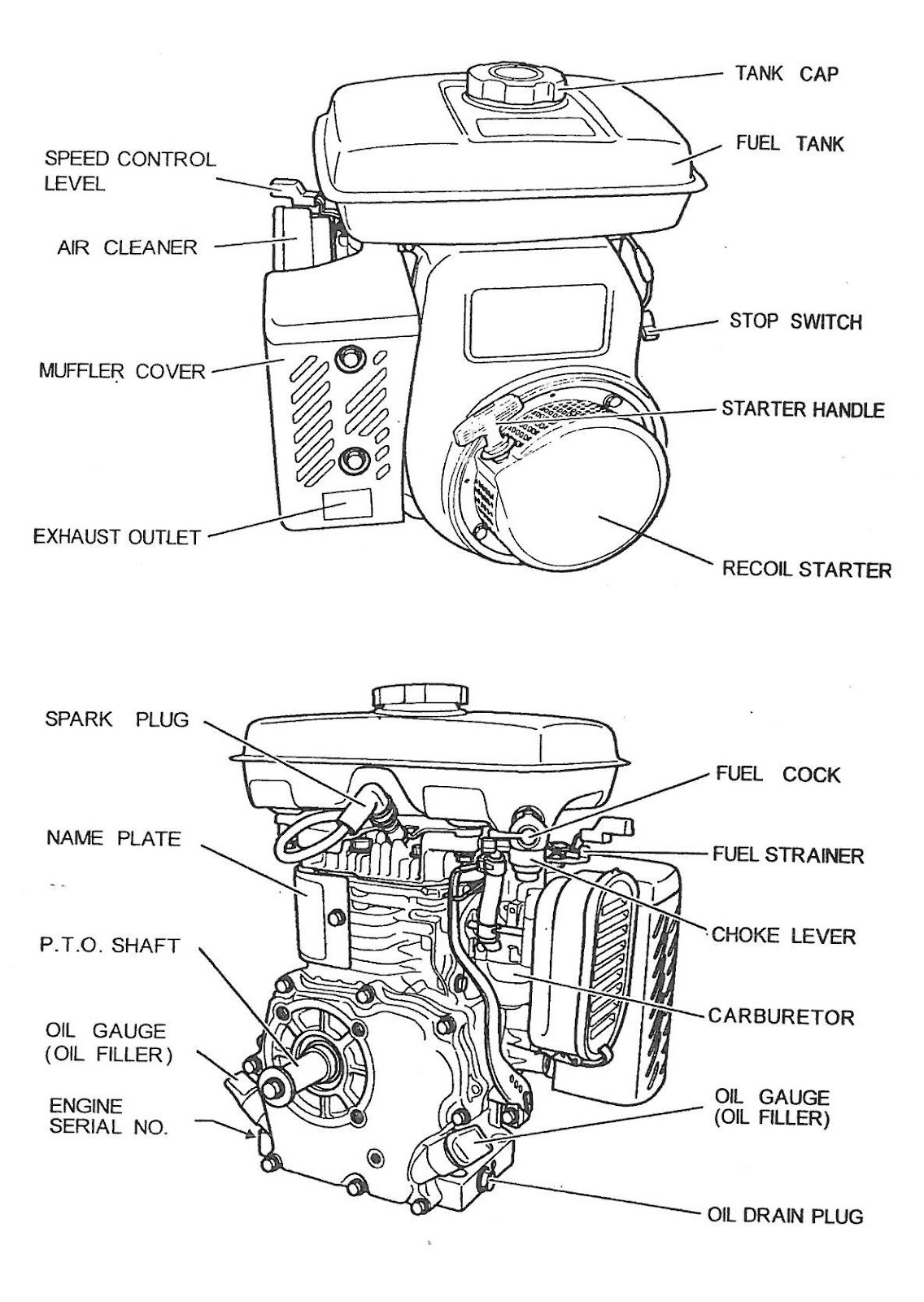 Robin Subaru Engines