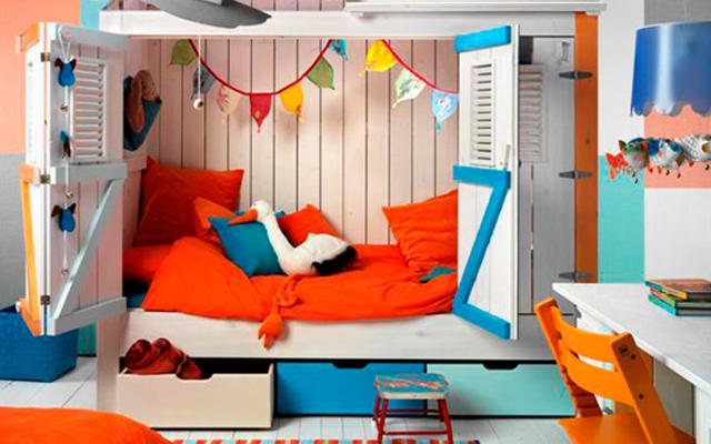 Camas tem ticas para ni os carros decoraci n del hogar dise o de interiores c mo decorar - Dormitorios infantiles tematicos ...
