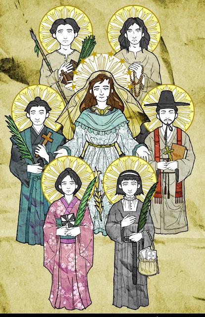 Asian Saints 90
