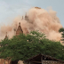 Kuil, Pagoda Rosak Gempa Bumi Kuat Landa Myanmar