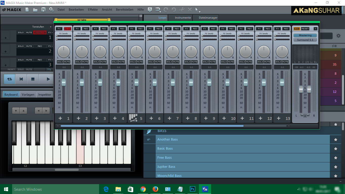 Download MAGIX Music Maker 2017 Premium Full Version
