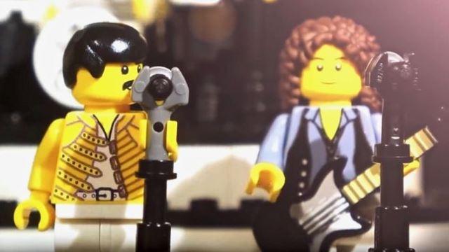 "QUEEN: Το ""Don't Stop Me Now"" με Lego"