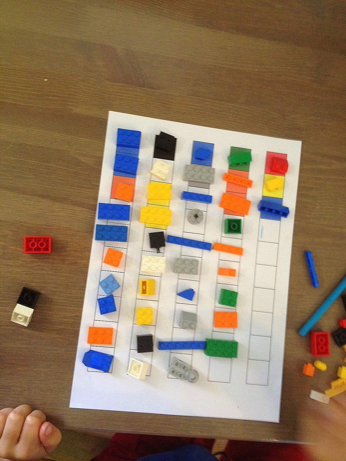 Our Worldwide Classroom Preschool With Lego