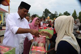 Irfendi Arbi, Dengan Momentum Bulan Ramadhan Mari Tingkatkan Kepedulian Sosial