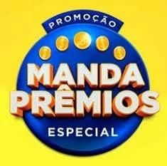 Nova Promoção Manda Prêmios Especial 2019