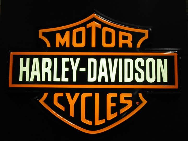 History of All Logos: All Harley Davidson Logos