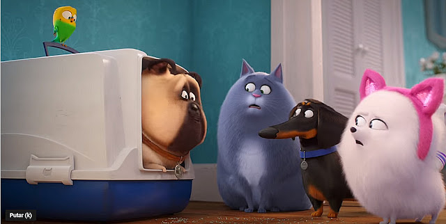 Sinopsis Film Animasi The Secret Life of Pets 2 (2019)