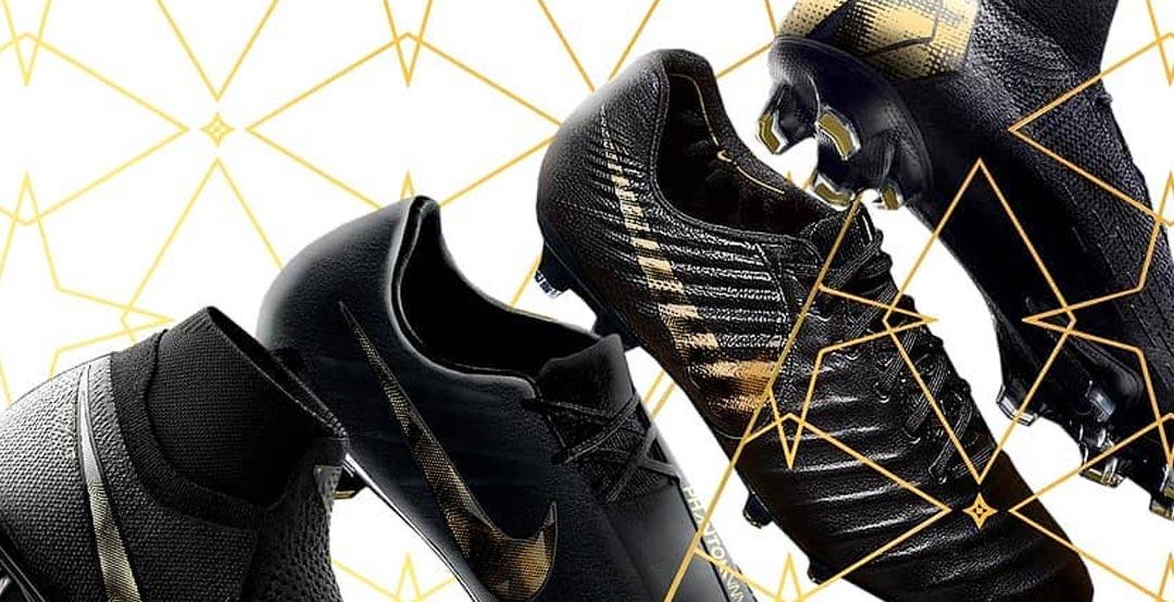 d7a1fe4ec4c Nike Black Lux Boots Pack - All-New Phantom VNM + New Mercurial ...