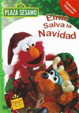 Elmo Salva la Navidad en Español Latino