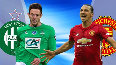 Nhìn lại lịch sử đối đầu giữa đội bóng Man United và St Etienne thì Man United đang chiếm ưu thế.