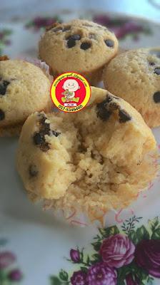 wah..gebu gler muffin nie..sedap
