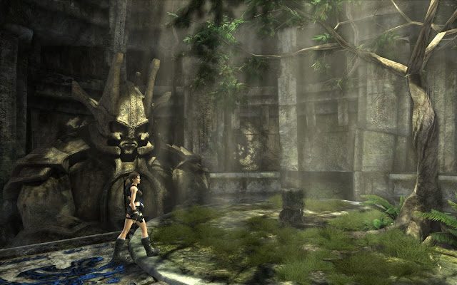 Tomb Raider Underworld PC Free Download Screenshot 2