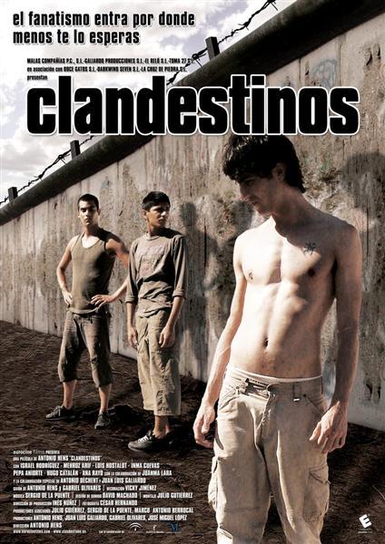 VER ONLINE PELICULA: Clandestinos - España - 2007