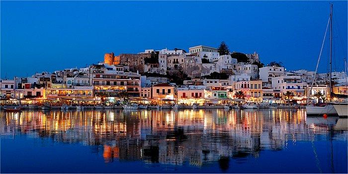 Isola di Naxos, Cicladi, Grecia