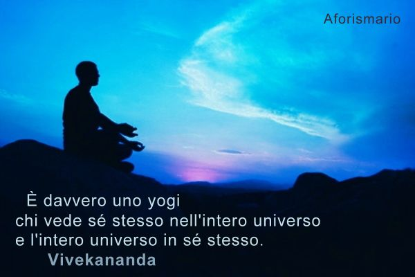 Aforismario®: yoga aforismi frasi e citazioni