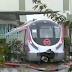 Driverless Delhi Metro Rams into a Wall