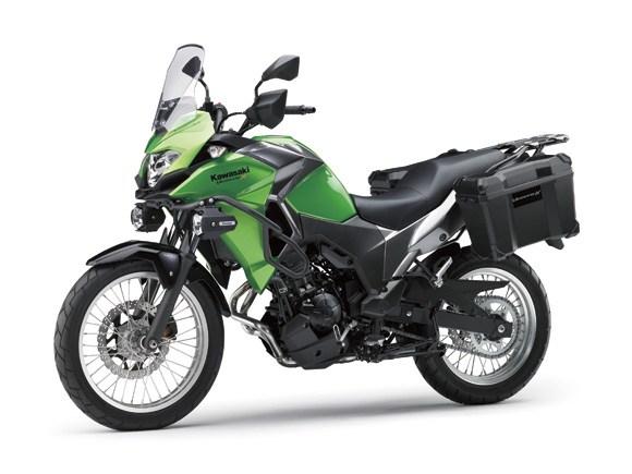 KMI Resmi Rilis Kawasaki Versys X-250