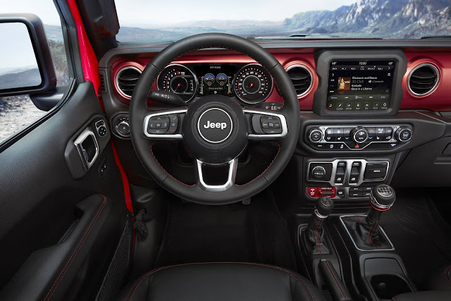 Novo Wrangler terá estreia no Salão do Automóvel de SP