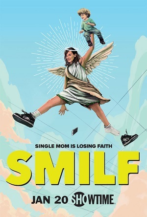 SMILF - 2ª Temporada Legendada Séries Torrent Download capa