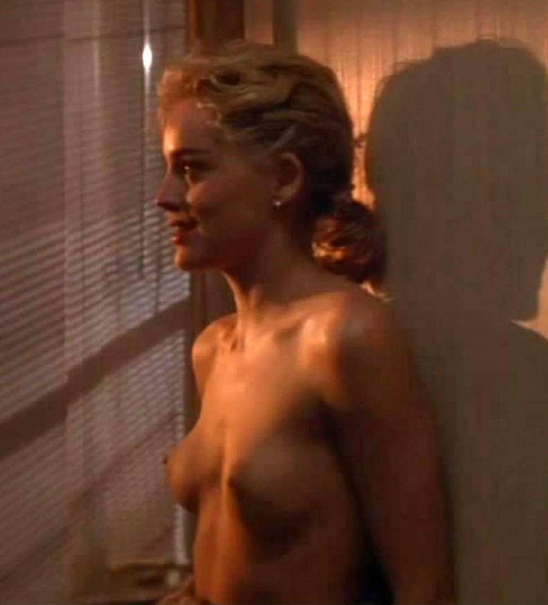 Stone nude pics sharon Sharon Stone