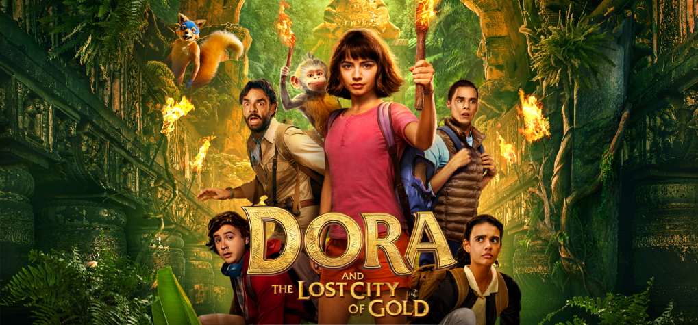 Nickalive Nickelodeon Movies Dora And The Lost City Of