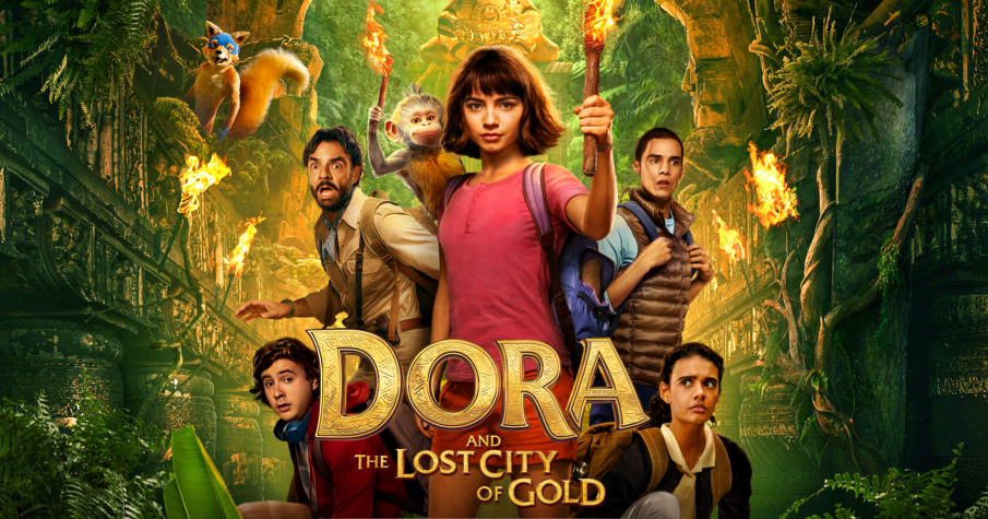 Nickalive Dora And The Lost City Of Gold To Swing Onto Hulu And Amazon On Monday August 3 2020