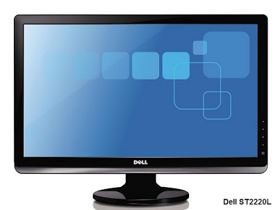 Dell ST2220L LED monitor
