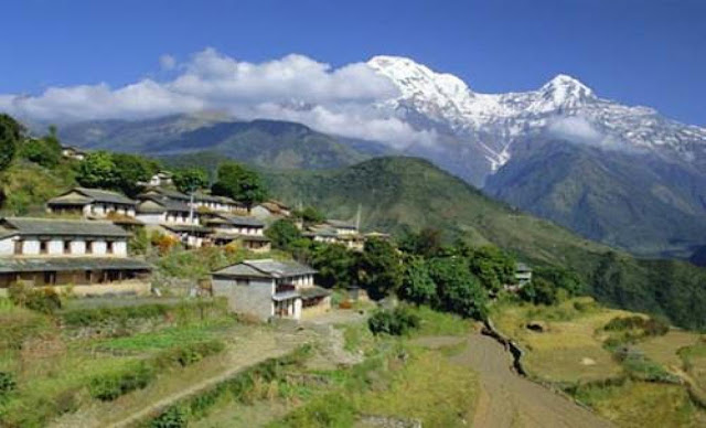 Trekking the Gurung Heritage Trail (Ghale Gaun to Pokhara)