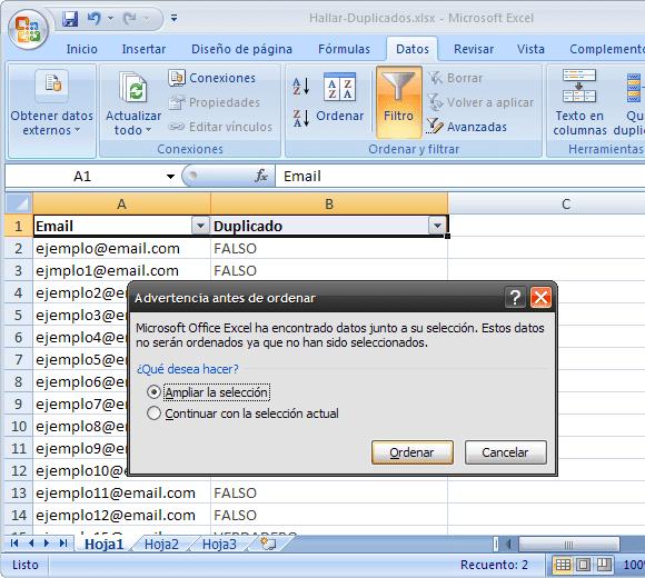 neo 2.0 - Hallar duplicados en Excel - 7