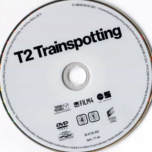 Label DVD T2 Trainspotting (Oficial)