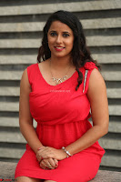 Shravya Reddy in Short Tight Red Dress Spicy Pics ~  Exclusive Pics 106.JPG