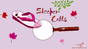 Sleeper Cells cartoon illustration!