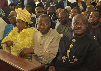 APC lists 24 sins committed by GEJ, Nyesom Wike, PDP in Rivers state