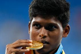 PM Modi Lauds Paralympic Gold Medalist Mariyappan Thangavelu in High Jump Event