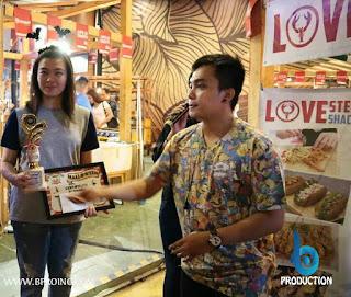 Pondok Mie Bangka, 3rd Best Tenant Retro Halloween Competition, Kemang BBQ Party Chapter 8