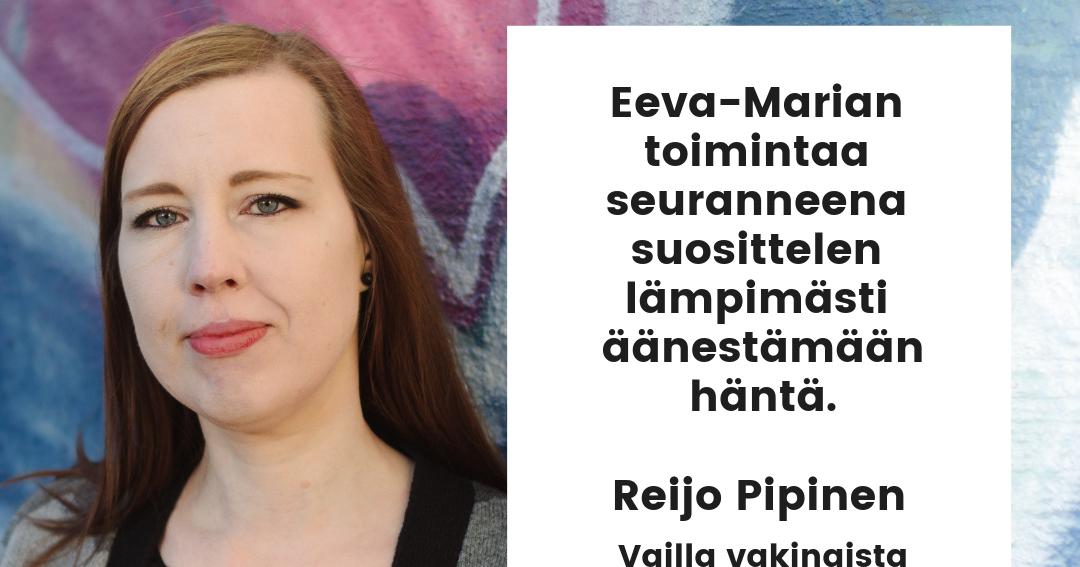 Eeva-Maria Grekula