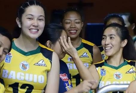List of Players: Baguio Summer Spikers Shakey's V-League Season 13