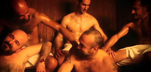 hombres saunas de caracas gay