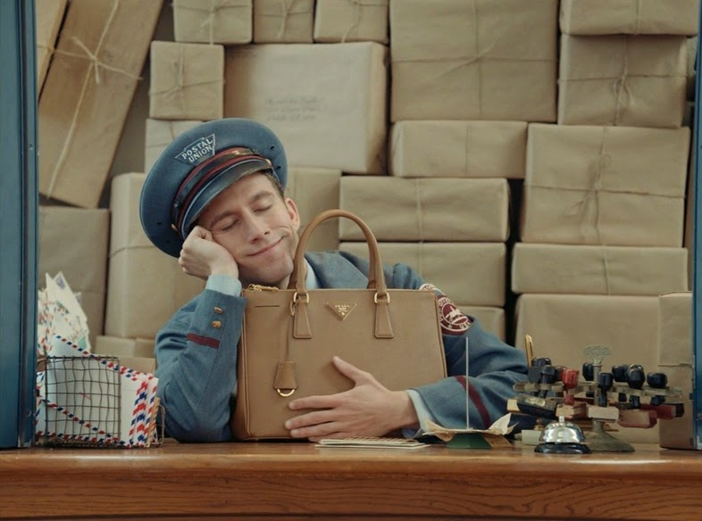 "Prada's ""The Postman Dreams"" Series"