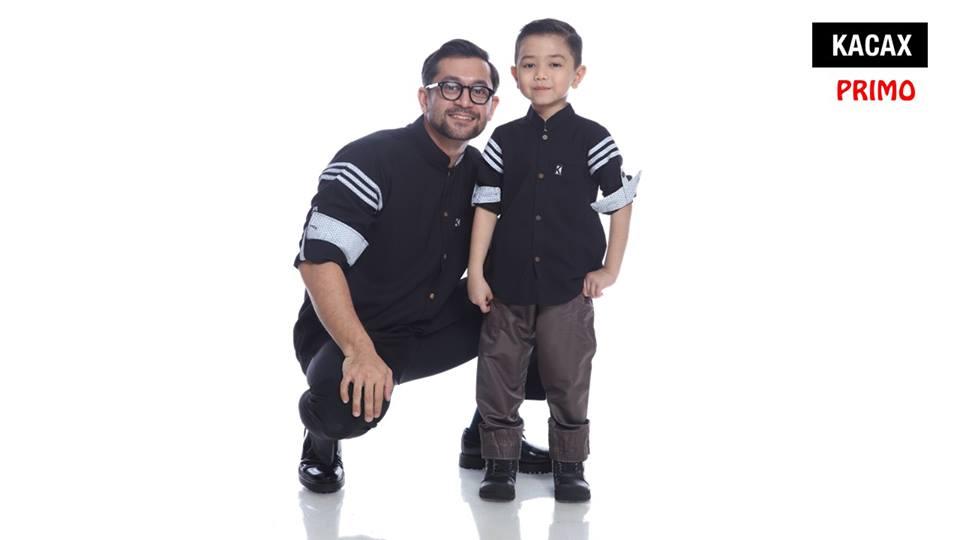 kacax primo sedondon ayah + anak