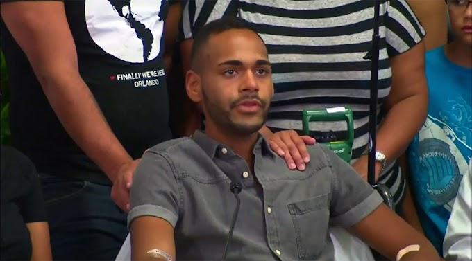 """Sobreviviente boricua de matanza en Orlando se hizo el """"muerto""""  para no ser rematado"""
