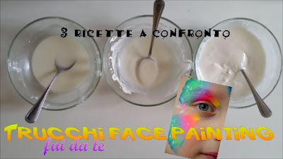 Face painting - Body painting