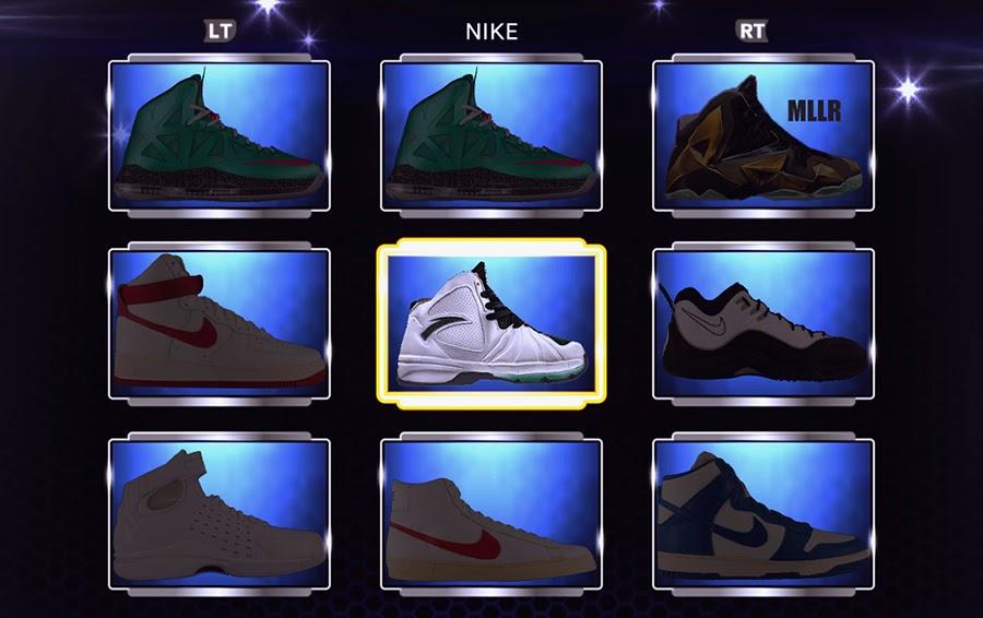 bab468586a6b NBA 2K14 Anta Rajon Rondo RR1 Shoes - NBA2K.ORG
