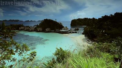 Beach in Indonesia