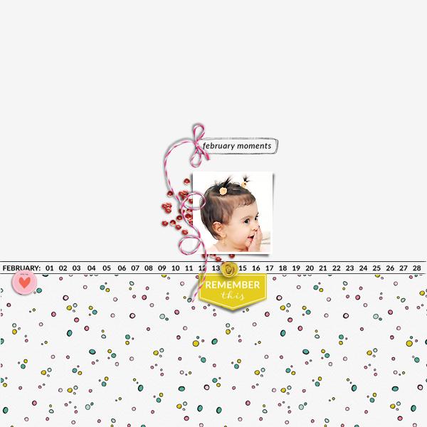 february moments © sylvia • sro 2019 • february stuff by rachel etrog designs