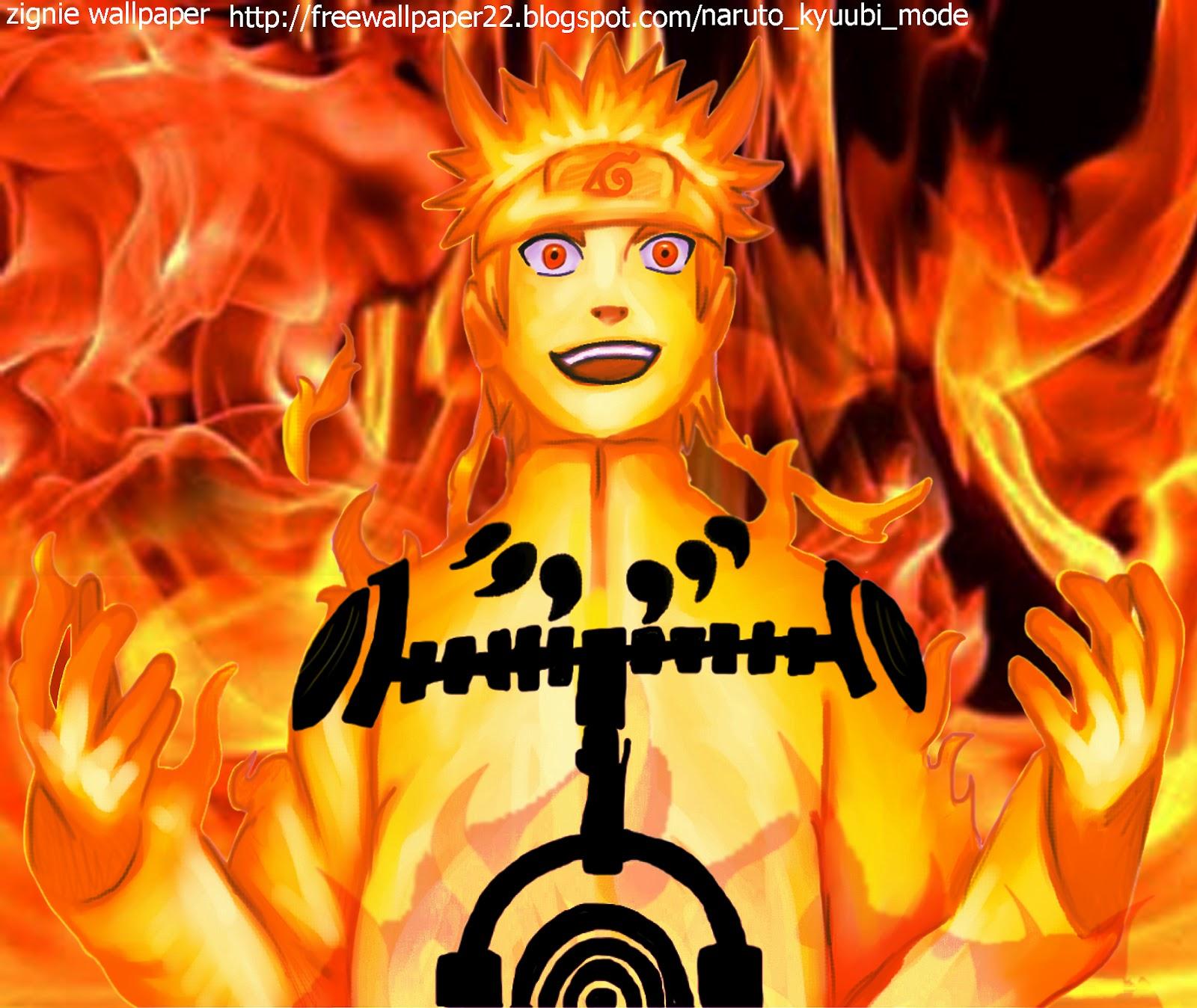 wallpaper: Wallpaper Naruto Biju Mode