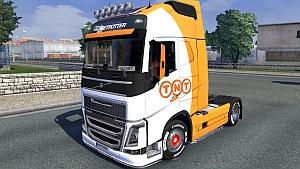 Volvo 2012 TNT skin
