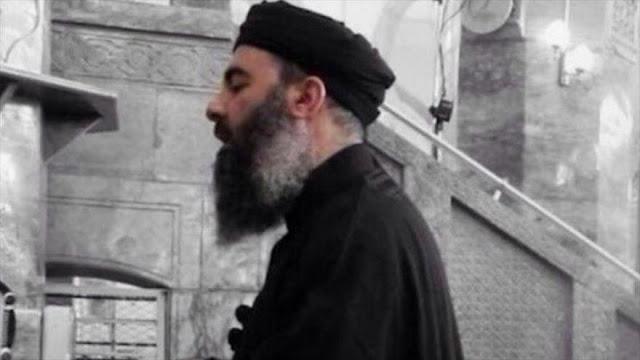 Siria: EEUU y Turquía conocen el paradero del líder de Daesh