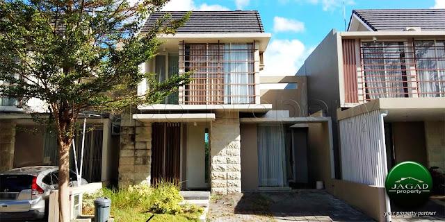 Rumah dalam Perumahan Elite jalan Wates