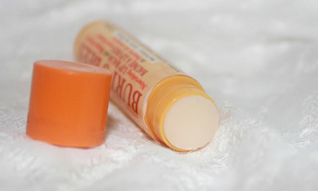 Burts Bee Nourishing Lip Balm with Mango Butter Review